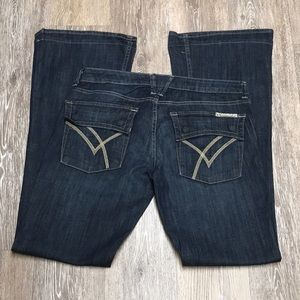 William Rast Jeans Belle Flare 29 x 33 Double Hem